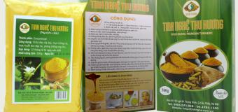 Tinh bột nghệ vàng nguyên chất Thu Hương 500g giá 430.000đ